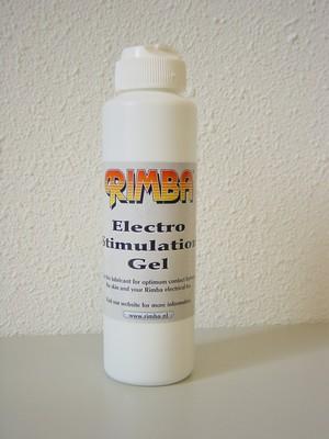 Electrosex contact gel