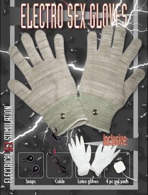 Electrosex Handschoenen - Electro Gloves