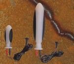 Electrosex Dildo 15,5 cm (rechts)